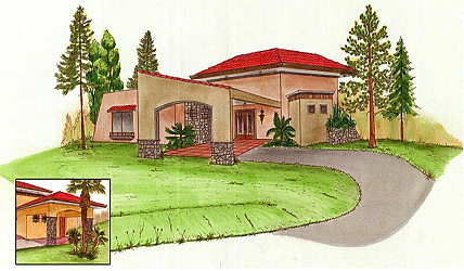 Costa rica style house plans home design and style for Costa rica house plans