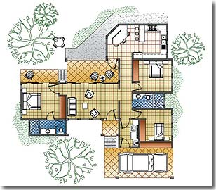 Tropical House Plans Bali Joy Studio Design Gallery