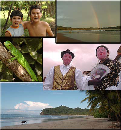 Costa Rica, wealth of nature, culture and political stability